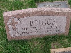 Alberta Bernice <i>Brobst</i> Briggs