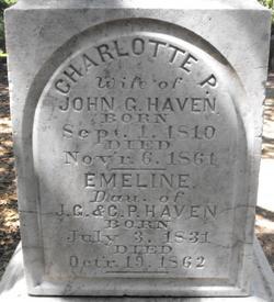Charlotte P. Haven
