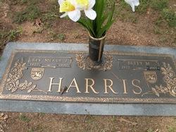 Rev Merle J Harris