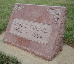 Karl E Crowl