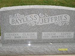 Claude Ellis Bayless