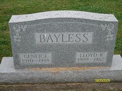 Ada Geneice <i>Patton</i> Bayless