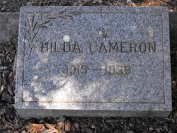 Hilda Cameron