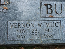 Vernon W Mug Buckhaults