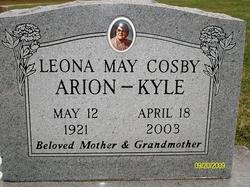 Leona May <i>Cosby</i> Kyle