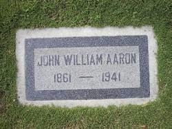 John William Aaron
