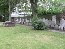 St George-in-the-East Churchyard