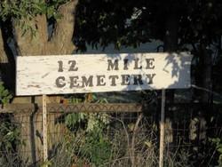 Twelvemile Cemetery
