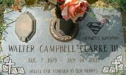 Walter Campbell Clarke, III