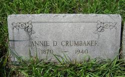 Annie D. Crumbaker