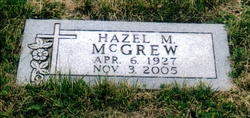 Hazel Mae <i>Tyrrell</i> McGrew
