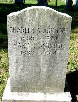 Mary S. <i>Wood</i> Ashmore