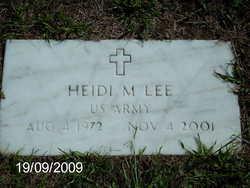 Heidi M. Lee
