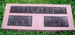 Golda <i>Pyles</i> Alvard