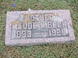 Maude M <i>New</i> Beck