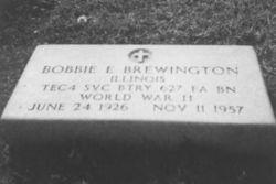 Bobbie Eugene Brewington