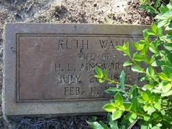 Ruth <i>Wall</i> Ainsworth