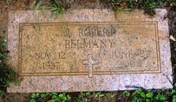 James Robert Belmany
