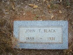 John Thomas Black, Jr.