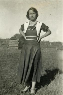 Esther Marie <i>LeJeune</i> Bergeron