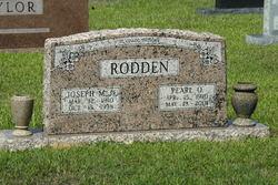 Pearl Othella <i>Parks</i> Rodden