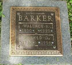 Harold G. Geno Barker