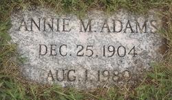Mrs Annie Mae <i>Skelton</i> Adams