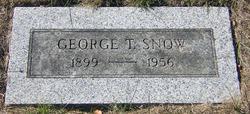 George T Snow