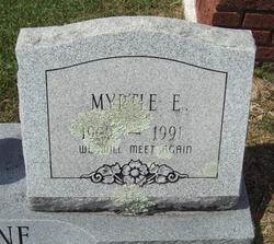Myrtle E. <i>Still</i> Barentine