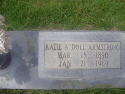 Katie Arminta Doll <i>Waltman</i> Armstrong