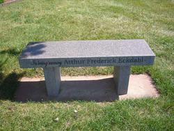 Arthur Frederick Eckdahl