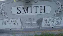 Phyllis Inetha <i>Conder</i> Smith