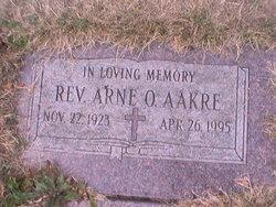 Rev Arne O. Aakre