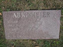 Elizabeth Anna <i>Mueth</i> Abkemeier