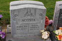 Maria <i>Pia</i> Acosta