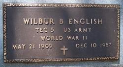 Wilbur Bailey English