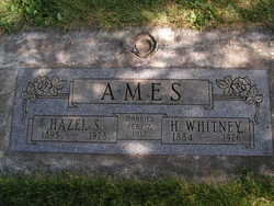 Horace Whitney Ames