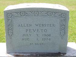 Allen Webster Peveto