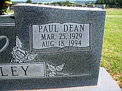 Paul Dean Bailey
