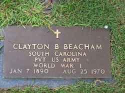 Clayton Braxton Beacham