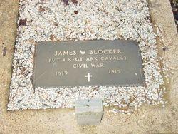 James Wesley Blocker