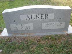 Hosea Leon Acker