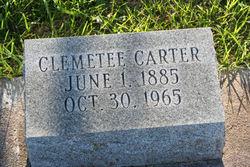 Clemette Carter