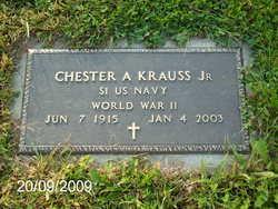 Chester A. Krauss, Jr