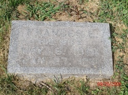 Frances E Will