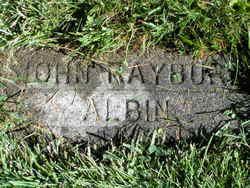 John Rayburn Albin