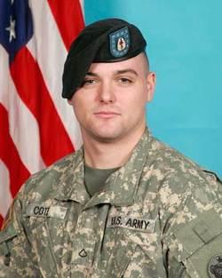 Spec Michael Shane Cote, Jr