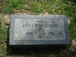Anna Frieda <i>Gnauck</i> Kuehner