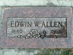 Edwin Watts Allen