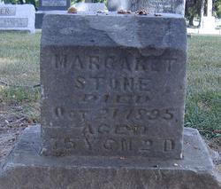 Margaret <i>Hackleman</i> Stone